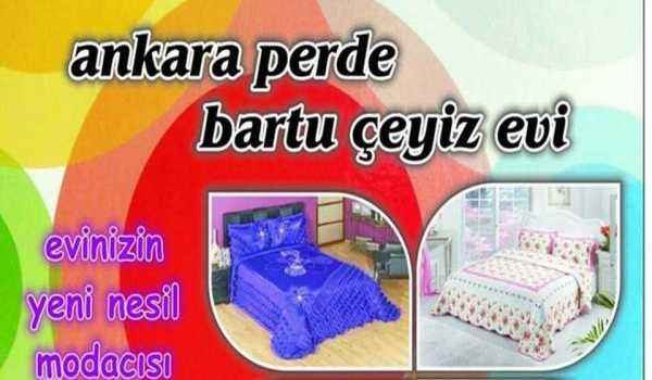 Ankara Perde Bartu Çeyiz Evi