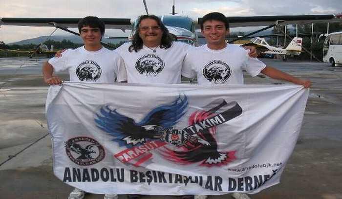 38.Türkiye Paraşüt Şampiyonası