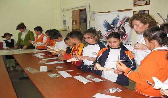 Model Uçak Kursu - M.E.V. Gökkuşağı İlköğretim Okulu