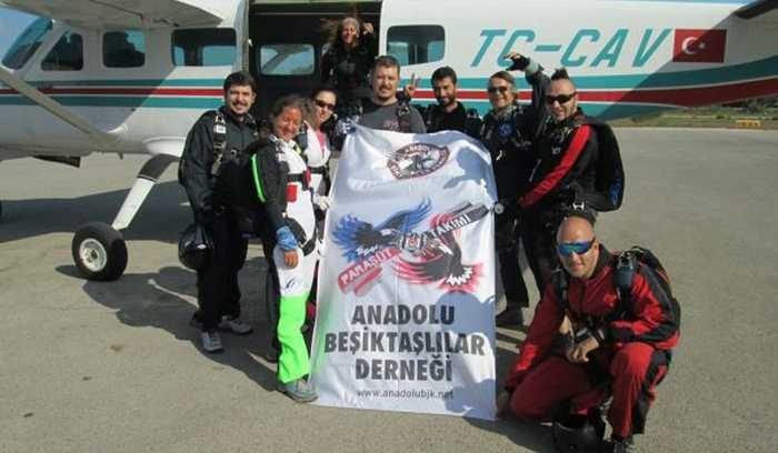 43.Türkiye Paraşüt Şampiyonası