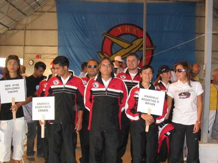 36.Türkiye Paraşüt Şampiyonası