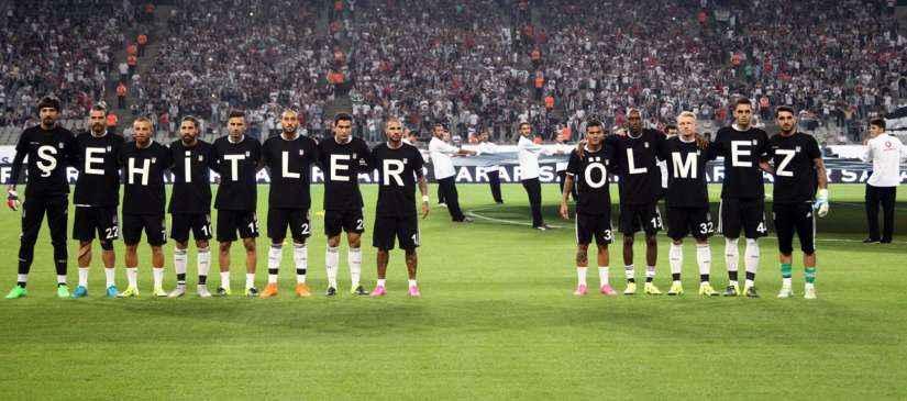 Spor Toto Süper Lig: Beşiktaş:1-Trabzonspor:2