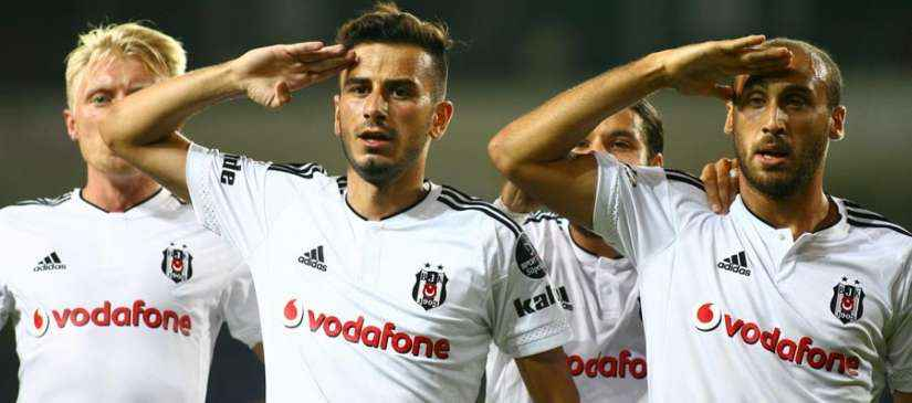 Mersin İdmanyurdu:2-Beşiktaş JK:5