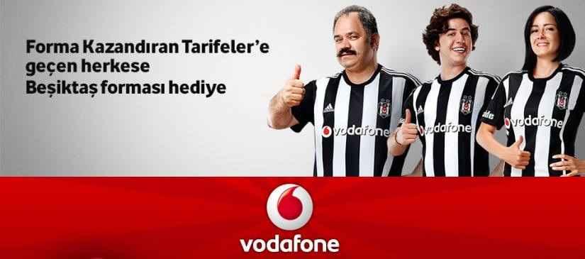 Vodafone Forma Kazandıran Tarifeler Kampanyası
