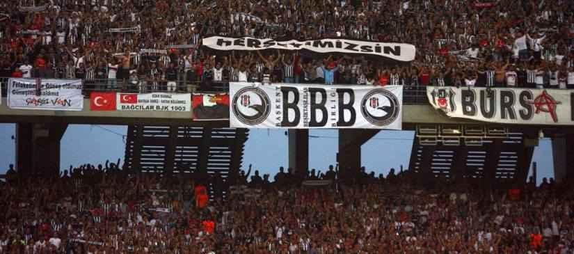 10 Üyemiz ve Misafirine Beşiktaş-S.Lizbon Maçını İzleme İmkanı