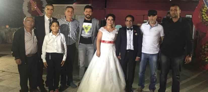 Mehmet Şa'be Alakuşu ve Nurcan Körükcü'ye Mutluluklar Diliyoruz