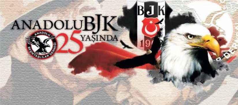 Anadolu Beşiktaşlılar Derneği 25.Yıl Balosu