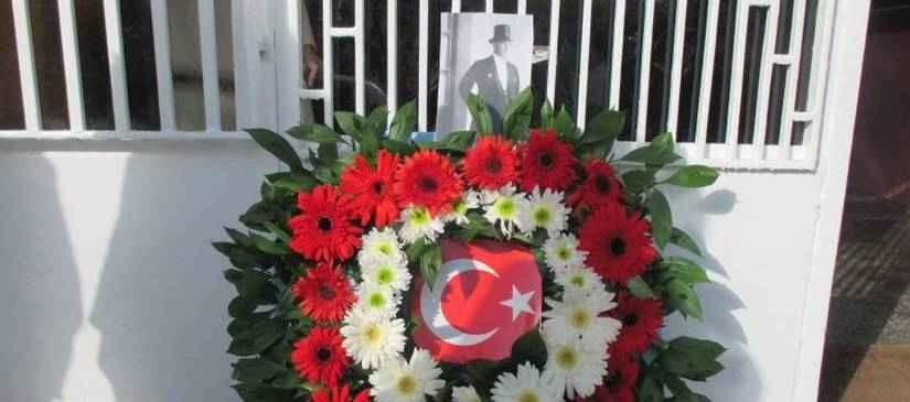10 Kasım 2015 Atatürk'ü Anma Günü