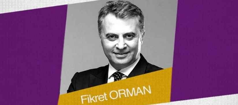 Fikret Orman Ankara Marka Festivalinde