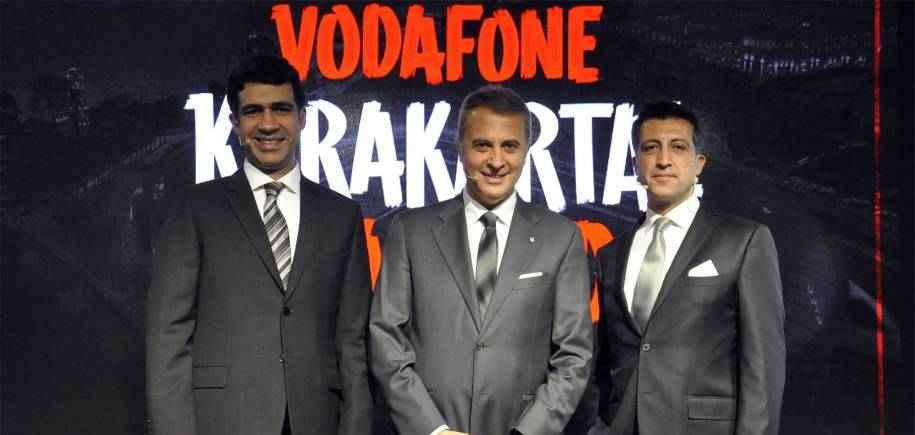 Başkanımız Fikret Orman, Vodafone KaraKartal 1. Yıl Lansmanına Katıldı
