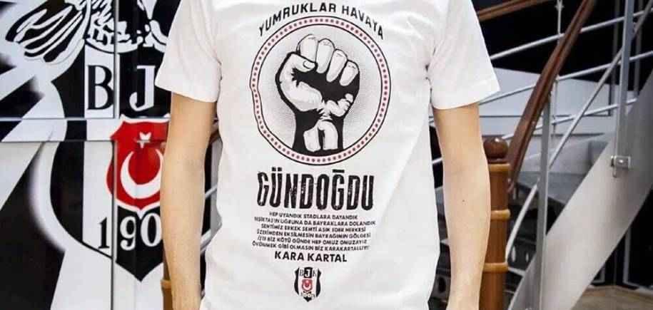Yeni Tişörtler Satışa Sunuldu