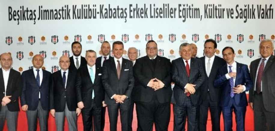 Beşiktaş – Kabataş Üniversitesi İçin İlk Adım Atıldı