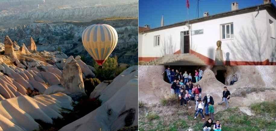 Ürgüp - Avanos Sosyal Sorumluluk ve Kültür Gezisi