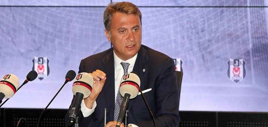 Beşiktaş JK Başkanı Fikret Orman'dan Açıklamalar